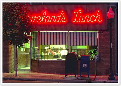 Cleveland's Lunch